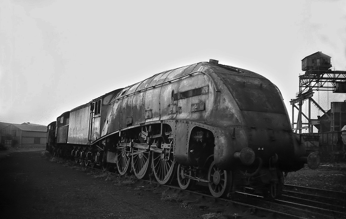 Steam prior to 1968 (Final year on the Mainline ...